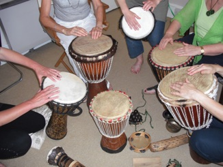 The Music Well AGM (to include a Drum Circle)
